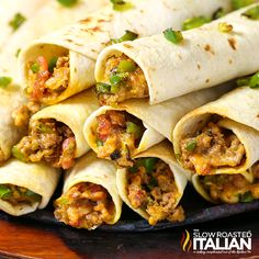 Jalapeno Popper Taquitos are the consummate Game Day food. An easy recipe that will knock your socks off, with instructions to make-ahea...