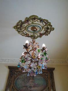 romantic victorian home decor