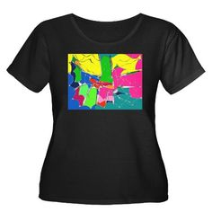 spring out Plus Size T-Shirt on CafePress.com