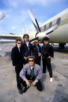 "Duran Duran ""Sing Blue Silver"" World Tour (1984)"