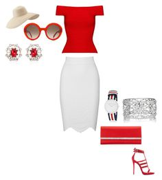 """""""04/02/17"""" by daydreamingpisces on Polyvore featuring Giuseppe Zanotti, Posh Girl, Alexander McQueen, Eric Javits, Judith Leiber, Penny Preville, Laura Ashley and Dsquared2"""