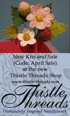 Thistle Threads Stitch Tutorials