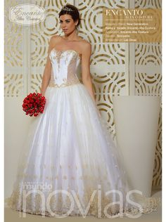 Encanto Alta Costura en Revista Mundo Novias 37