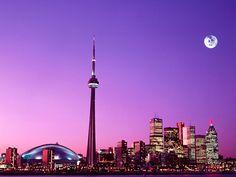 Montreal, check. Vancouver, check. Winnipeg, check. Toronto, you're next on my Canada list.
