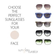How To Choose The Right Frames For Your Face