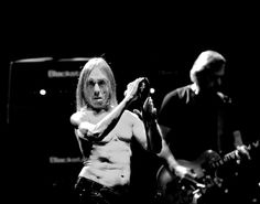 Iggy Pop and the Stooges at Hollywood's Palladium