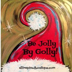 Be jolly!