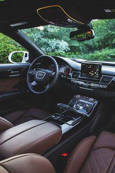 Luxury Cars Audi Interior 16 Ideas - 車についてのすべて - Everything About The Car Audi Interior, Car Interior Design, Luxury Cars Interior, Best Car Interior, Maserati, Bugatti, Lamborghini, Volvo, Nissan