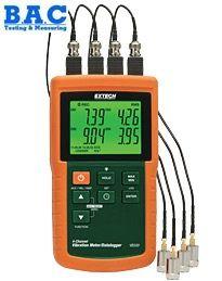 máy đo độ rung, extech 407860, extech, may do do rung,