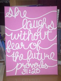 Cute Bible Verse Paintings Ideas with bible verses. Description from pinterest.com. I searched for this on bing.com/images