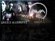 Angels and Airwaves are sock rockers.