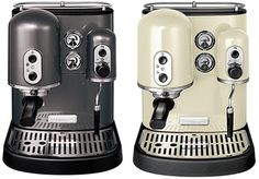 KitchenAid expresso machine Coffee, Tea & Espresso Appliances - amzn.to/2iiPu7K Tools & Home Improvement - Coffee, Tea & Espresso Appliances - http://amzn.to/2lyIEN6
