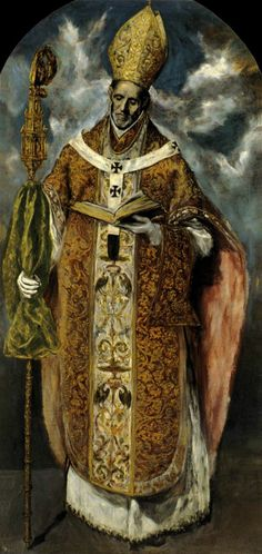 El Greco - St Ildefonso 16's