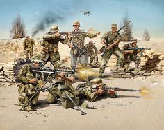 Afrika Korps Uniforms   02513_german_afrika_korps