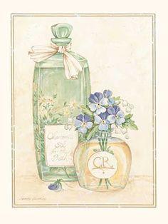 Imágenes de perfume vintage | Imprimolandia | Bloglovin