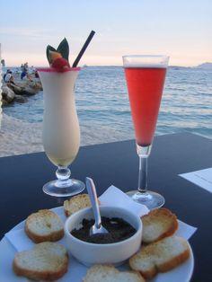 Juan Les Pins, French Riveria beach club