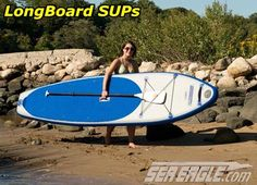Longboard Inflatable SUP - A Stand-UP Paddleboard that Fits in a Backpack - FREE SHIPPING to lower 48 U.S. States                    Could take to Mexico/Catalina/San Clemente/Kauai and all other travels   See review: http://www.isupworld.com/inflatable-sup-11-review/