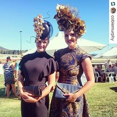 Racing Fashion @racingfashion #Repost @cobiemurphy ・・・ I think it's time for another dress up day! @ali_malcolm #fashionsonthefield #fotf March 2016 #racingstyle #racingfashion #blackopalstakes #thoroughbredpark #millinery  Read more at http://websta.me//p/1214434480140321758_146074095#F3pVol0IuAuy8pf3.99