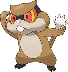pokemon patrat | Patrat artwork by Ken Sugimori