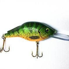 Crankbait Fishing Lure (Clear Lip) 3D model, sthone