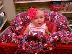 Karlee is stylin' at Target!
