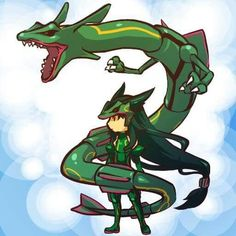This is me as a half Pokemon girl I ♥️♥️♥️♥️♥️♥️♥️♥️♥️♥️♥️♥️♥️♥️♥️♥️Rayquaza