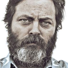 Nick Offerman's Funeral - In his own words