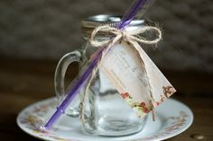 100 Mason Jar Wedding Favors - Jar Tumbler Gifts - Mason Jar Favors - DIY Events Bundle. $350.00, via Etsy.