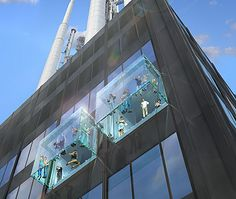 Sears Tower Skydeck. I've been to Chicago like 150 times but I've never been up there and I desire to stand in that glass box forever.