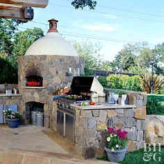 Basic Kitchen Area Concepts For Inside or Outside Kitchen areas – Outdoor Kitchen Designs