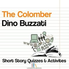 colomber analysis The storyline in the colomber contains plot twists, irony, suspense, and a strong narrative hook the attention grabbing hook in the story is when the father regrets listening to what the boy says about seeing something in the water.