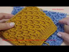 Knitting Videos, Knitting Stitches, Knitting Patterns, Crochet Patterns, Knit Wrap Pattern, Knitted Hats, Crochet Hats, Fingerless Gloves, Arm Warmers
