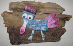 Handschoenstaartvogel.JPG juthout driftwood kunst