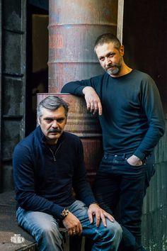 Alkis Kourkoulos  & Emilios Chilakis
