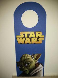 Cuelga puertas de Star Wars