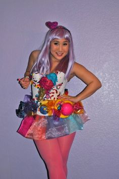 Katy Perry from California Gurls Music Video | Costume Pop