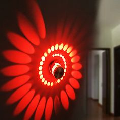 Bulb Included/LED Wall Sconces , Modern/Contemporary LED Integrated Metal - USD $ 19.62