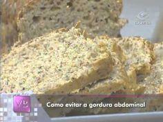Conheça a dieta que faz perder gordura abdominal (31/10/2011) - Você Bonita - YouTube