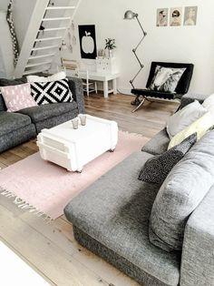 Deco: inspiración en sofás grises