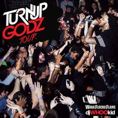 Download/Stream Waka Flocka's mixtape, The Turn Up Godz Tour, for Free at MixtapeMonkey.com - Download/Stream Free Mixtapes and Music Videos from your favorite Hip-Hop/R&B artists. The easiest way to Download Free Mixtapes!