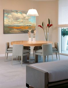 Contemporary And Modern Interior Design Characteristics ...