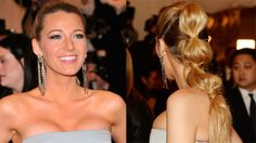 40 Long Hairstyle Ideas, Starring Blake Lively's Pretty Ponytail