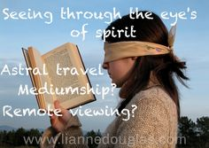 One of my stories on seeing through the eyes of spirit and astral travel :-) I've just updated the blog today http://www.clairvoyancehealing.com/apps/blog/show/44009926-seeing-through-the-eye-s-of-spirit-astral-travel
