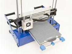 #MAKEiT PRO-M High Resolution Dual Extruder 3D Printer #3dprinter
