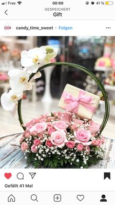 Creative Wedding Gifts, Wedding Gift Boxes, Bouquet, Engagement Rings, Table Decorations, Home Decor, Flowers, Deco, Enagement Rings