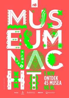 Museumnacht | Created by Grrr - Amsterdam