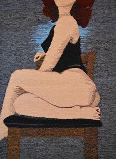 ERIN M. RILEY http://www.widewalls.ch/artist/erin-m-riley/