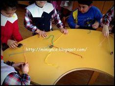 Mıknatıs Deneyi-Okul öncesi eğitim : MİNİ GÜNCE