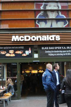 McDonald's Den Haag Grote Marktstraat Mcdonalds, Broadway Shows, The Hague