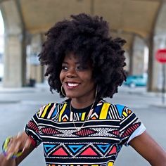 Meet The Women With The Flyest Afros On Instagram